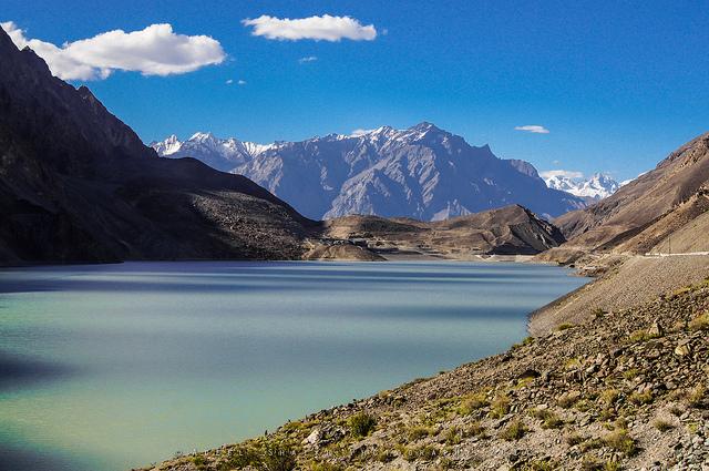 Satpara Lake, Skardu - Adeel Shaikh