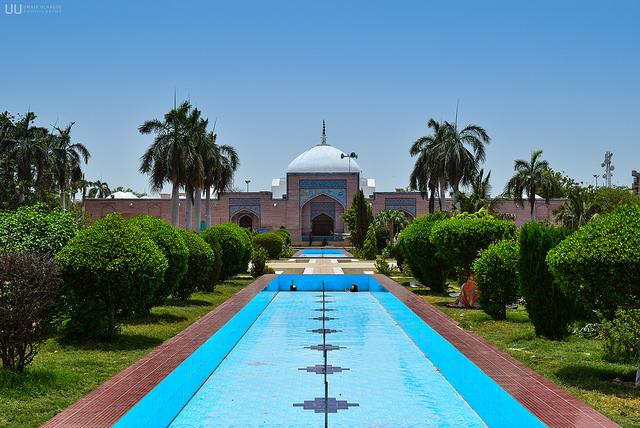 Shahjahan Mosque - Umair ul haque