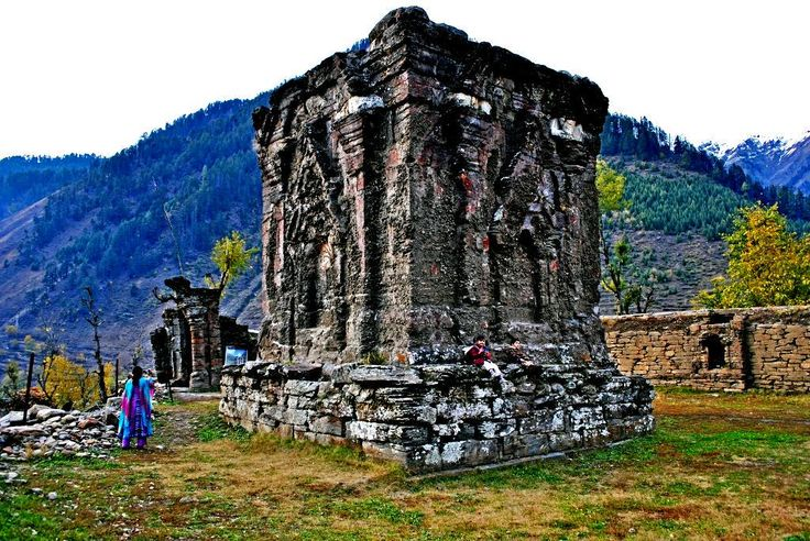 Sharda Peeth - Neelam Valley - AJK, Pakistan