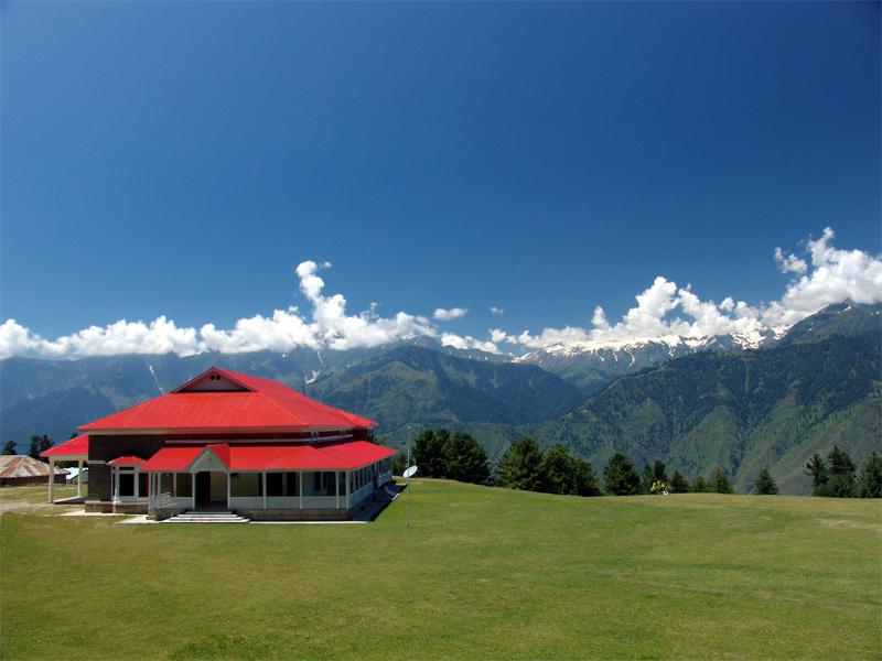 Shogran - Kaghan Valley, Pakistan