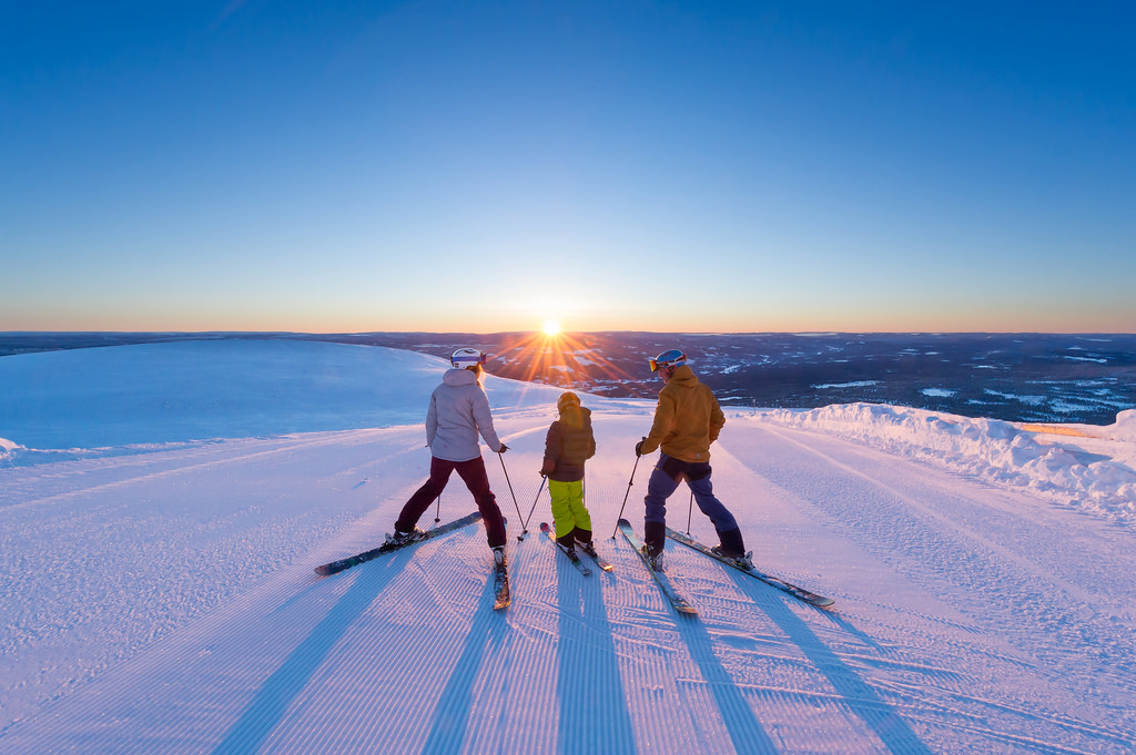Trysil - Phenomenal Skiing resort in Norway. Image by Skiistar
