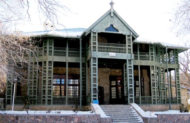 Ziarat residency - baluchistan, Pakistan