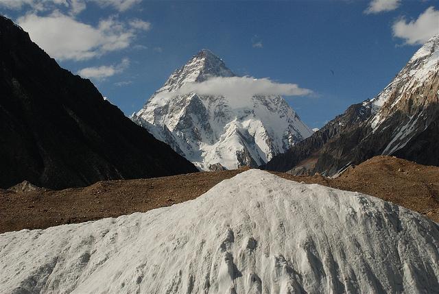 K2 base camp by Stefanos Nikologianis