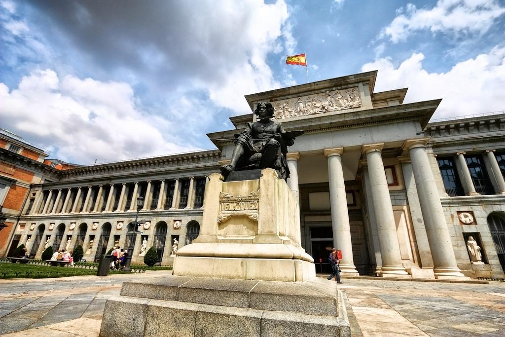 Museo nacional del prado by trioptikmal