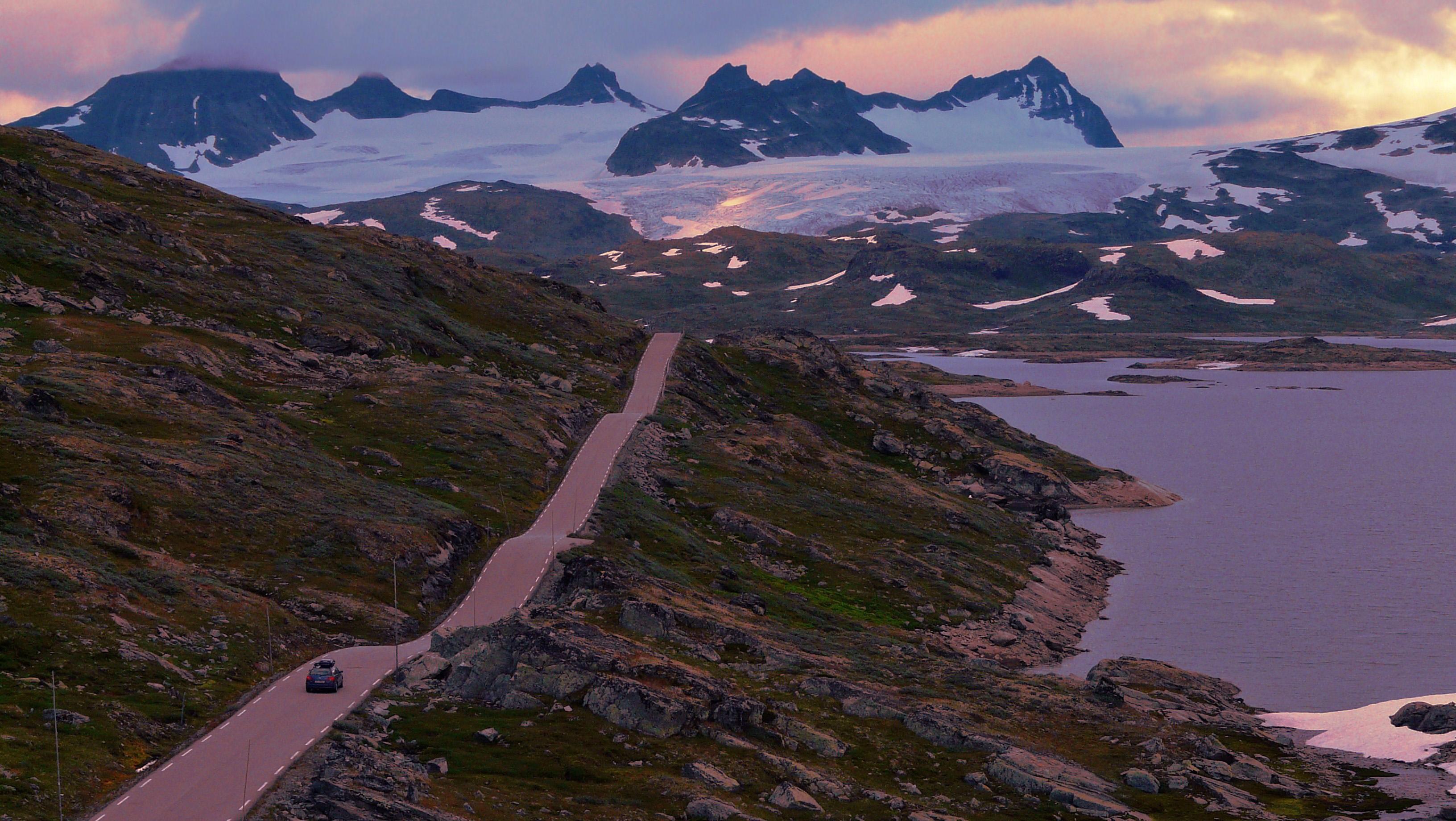 sognefjellsvegen - Norway - Wiki Image