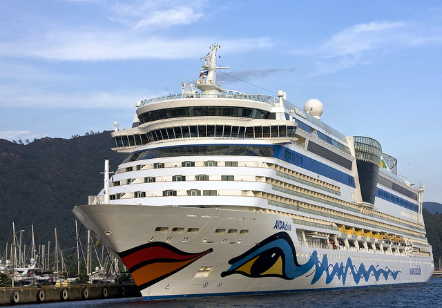 A ship cruise - Marmaris, Turkey - Image: Simon Grubb
