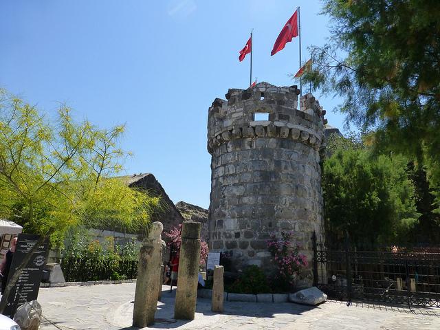 Bodrum Castle of Turkey - Image by KC2000