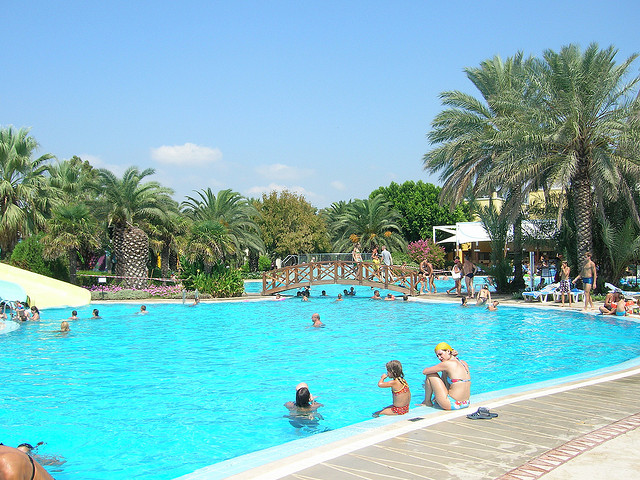 Colours of Belek, the resort town in Turkey - Image by ReneMT