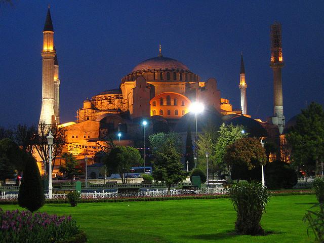 Hagia Sophia Mosque - Image  by John Picken