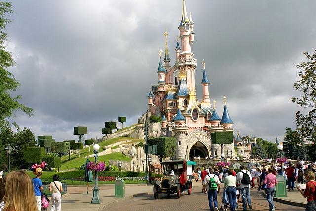 Disneyland Paris by Christian von Scharpen