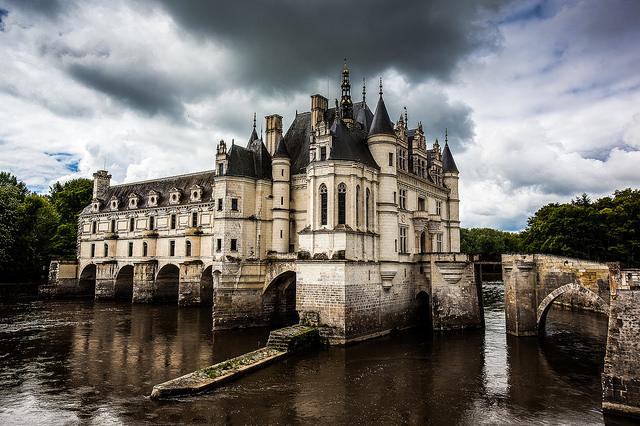 Château de Chenonceau - France by Marc Poppleton