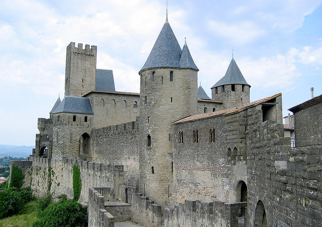 Carcassonne by Nelson Minar