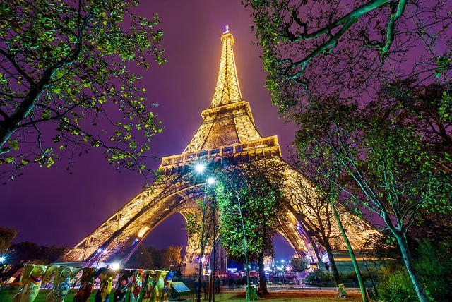 Eiffel Tower - Paris by Tom.Bricker