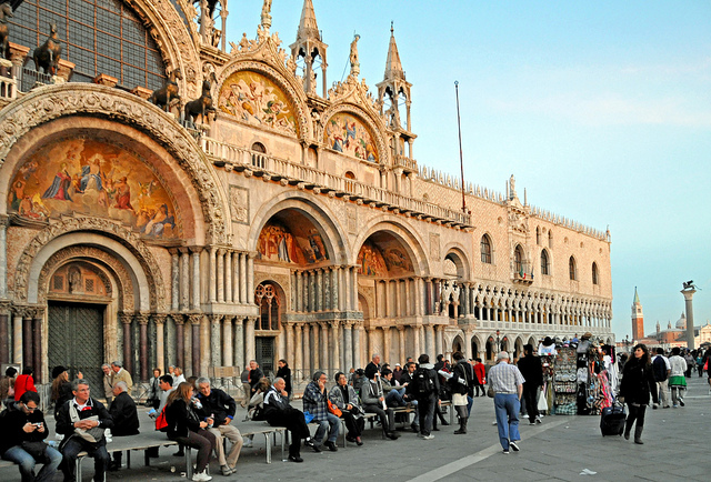 Saint Mark's Basilica - Italy by archer10 (Dennis) (51M Views)
