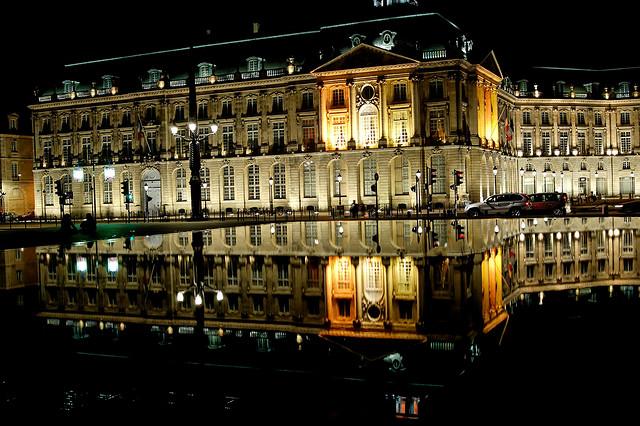 Bordeaux - France by michel.versepuy