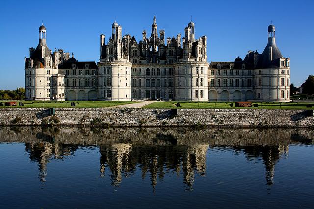 Château de Chambord - France by mitko_denev
