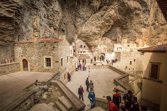 Sumela Monastery Turkey - Image by sunriseOdyssey