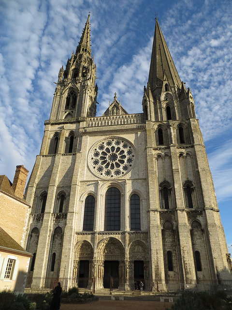 Chartres Cathedral by timrawle